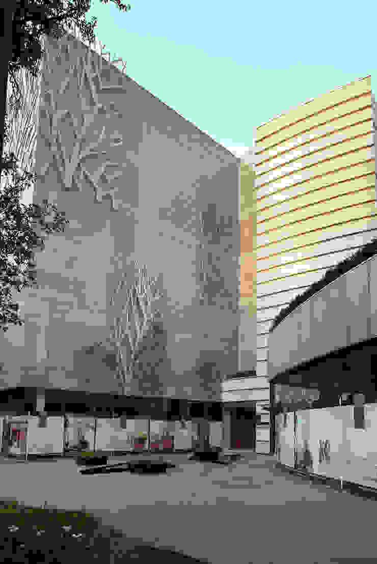 Paseo Castelar Corporativo - Residencial Casas modernas de Hansi Arquitectura Moderno