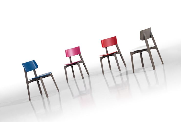 modern  by Fenabel-The heart of seating, Modern Wood Wood effect