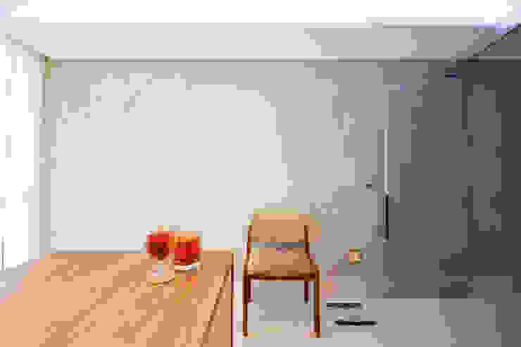 Clinica ZN Escritórios minimalistas por Arquitetura 1 Minimalista Concreto