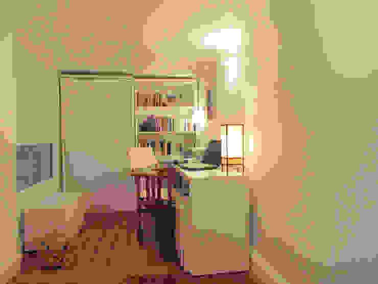 Minimalist bedroom by MINBAI Minimalist Wood Wood effect