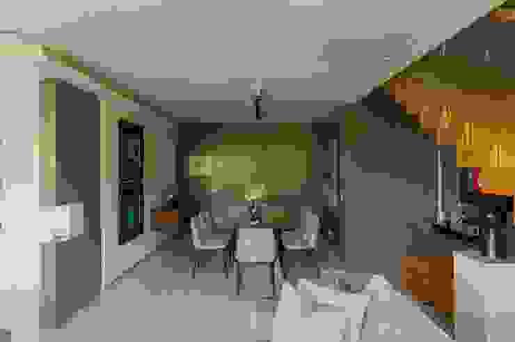 Cobertura Ipanema Salas de jantar modernas por Toninho Noronha Arquitetura Moderno