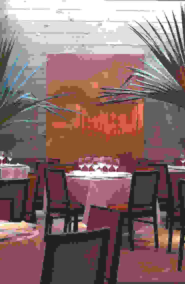 Restaurante A Bela Sintra Espaços gastronômicos modernos por Toninho Noronha Arquitetura Moderno