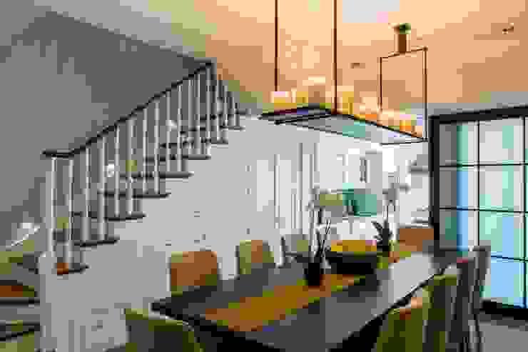 townhouse londres Salas de jantar modernas por Toninho Noronha Arquitetura Moderno
