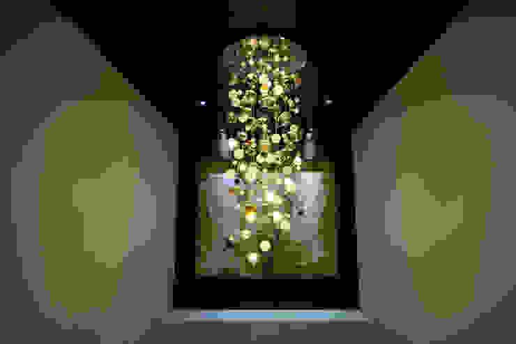 Interiorismo para residencia en Altozano Morelia de Dovela Interiorismo Moderno Vidrio