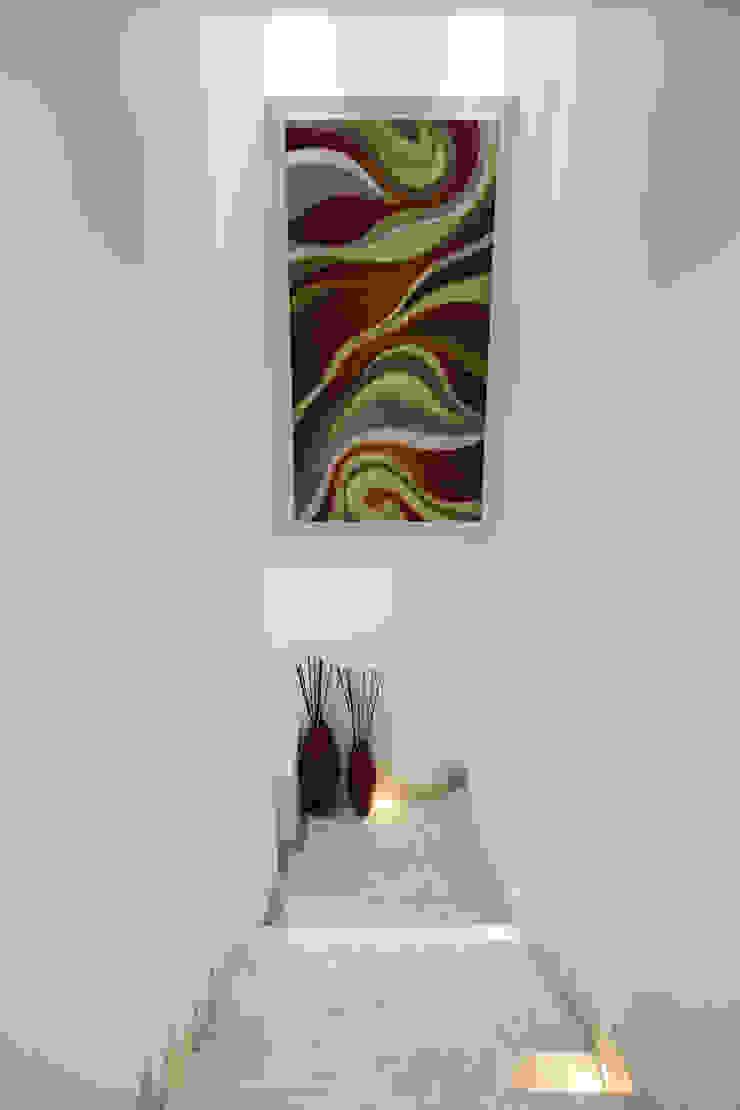 Interiorismo para residencia en Altozano Morelia de Dovela Interiorismo Moderno