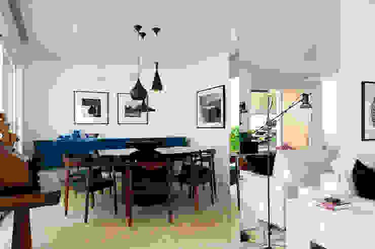 Casa Cidade Jardim Salas de estar modernas por Toninho Noronha Arquitetura Moderno