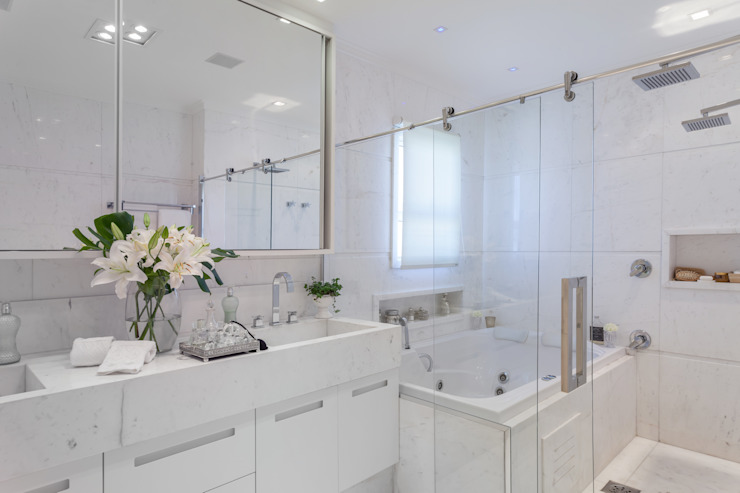 Martins Valente Arquitetura e Interiores BathroomFittings