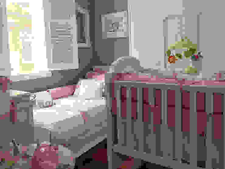 Habitaciones infantiles de estilo  por Paula Werneck Arquitetura, Clásico