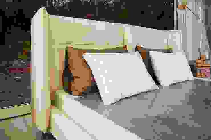 리스톤 볼로 침대와 봉화연옥 스톤 매트리스: 리스톤의 현대 ,모던