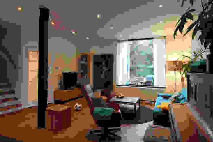 Livings de estilo moderno de Diego Alonso designs Moderno