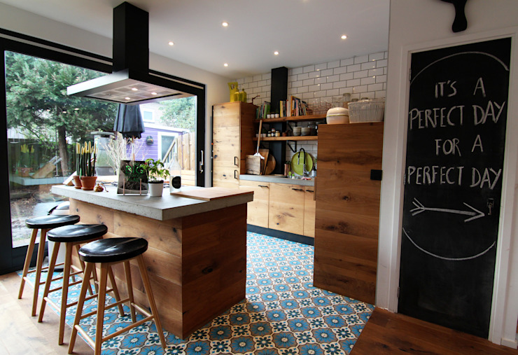 Dapur by Diego Alonso designs