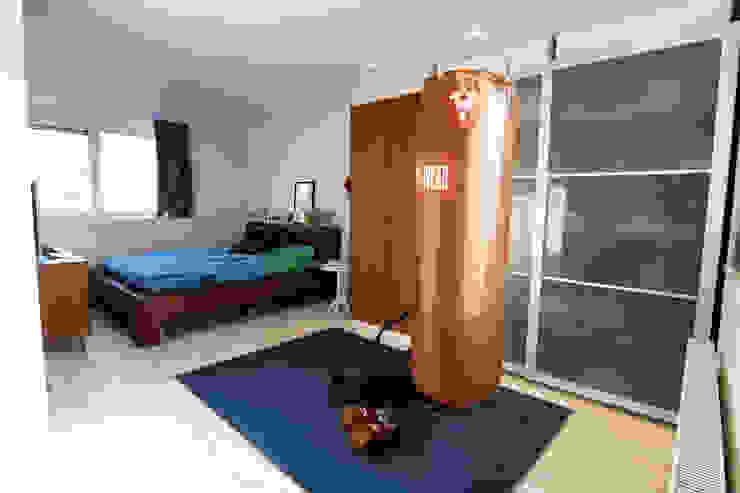 Dormitorios de estilo moderno de Diego Alonso designs Moderno