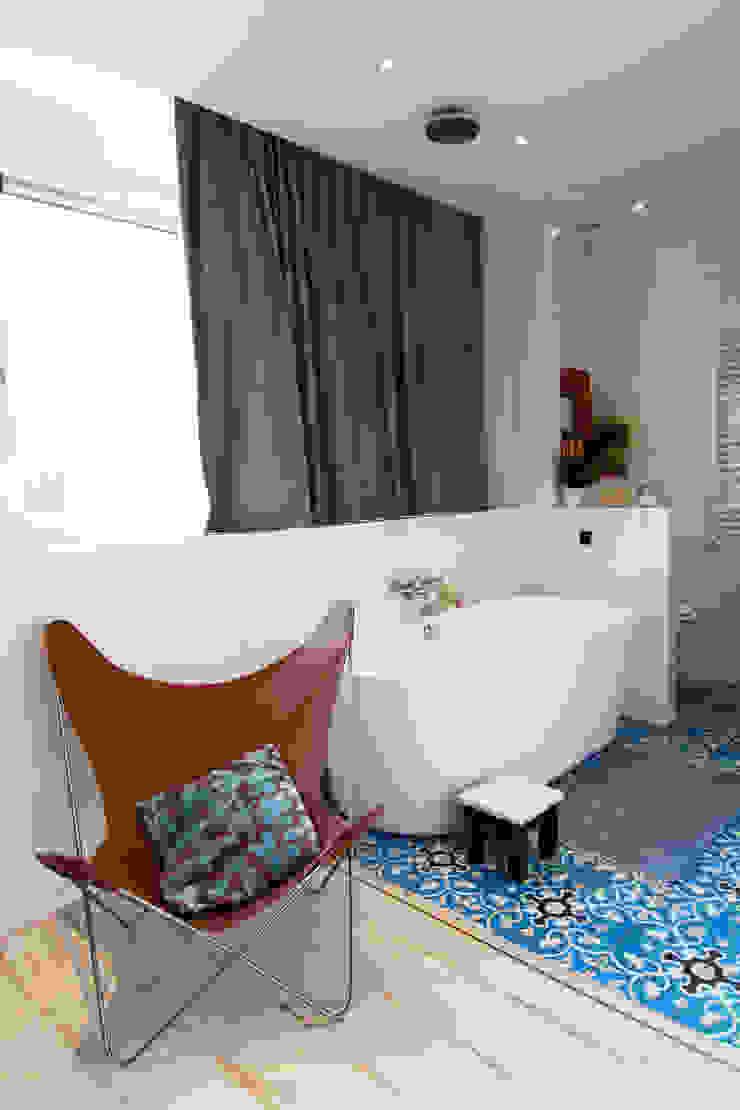 Bertus residency Moderne slaapkamers van Diego Alonso designs Modern