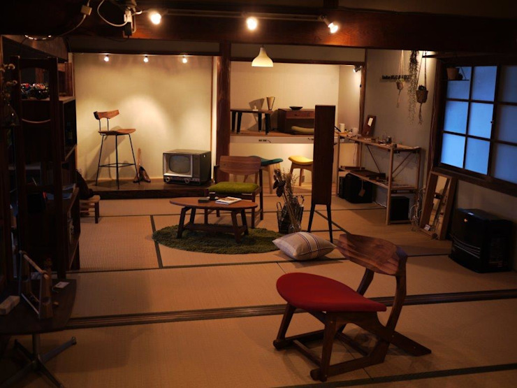 GALLERY: furniture factory store WEATHER REPORTが手掛けたスカンジナビアです。,北欧 木 木目調