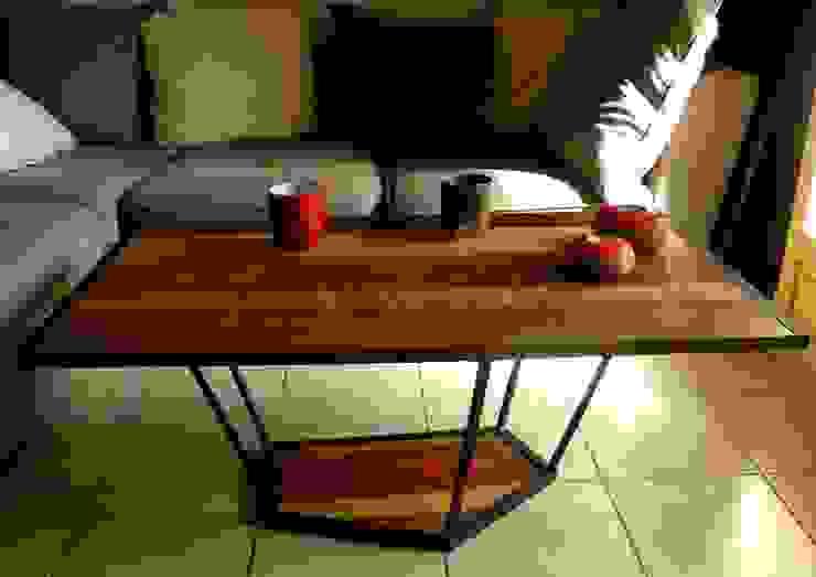 Table basse LEAM par Mobilier et co Moderne