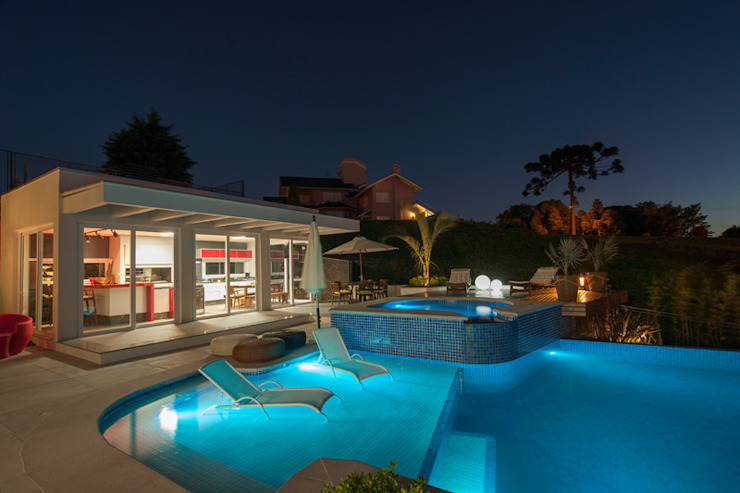 Pool by Pinheiro Machado Arquitetura
