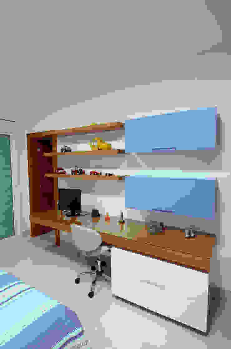Modern Kid's Room by Cabral Arquitetura Ltda. Modern