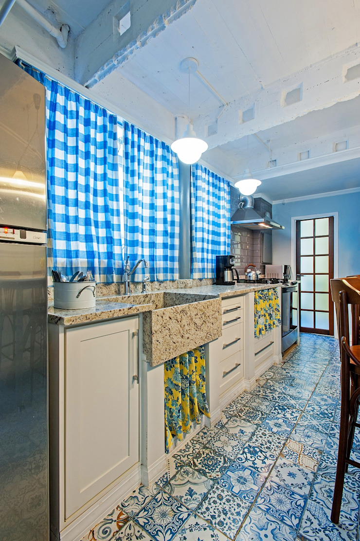 APARTAMENTO FO Studio Boscardin.Corsi Arquitetura Cozinhas rústicas