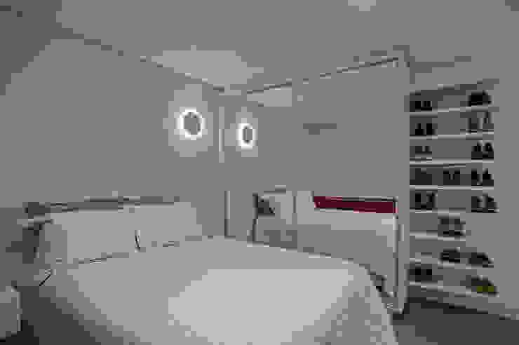 Studio Boscardin.Corsi Arquitetura Спальня