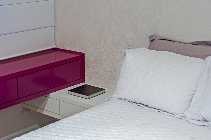 Studio Boscardin.Corsi Arquitetura Minimalist bedroom