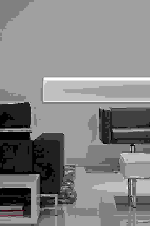 Studio Boscardin.Corsi Arquitetura Minimalist living room