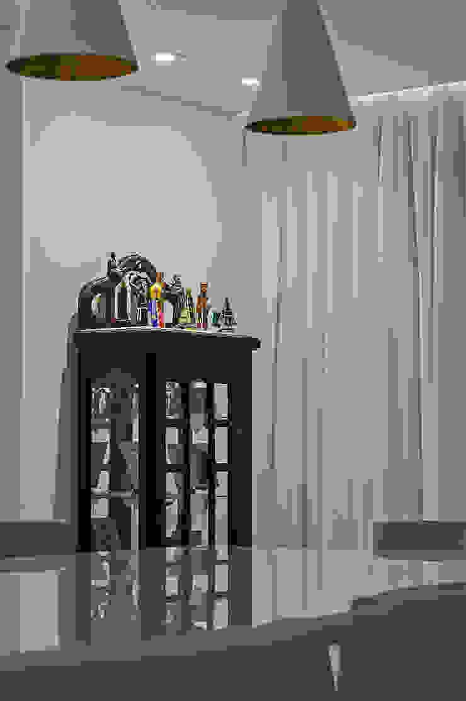 Studio Boscardin.Corsi Arquitetura Minimalist dining room