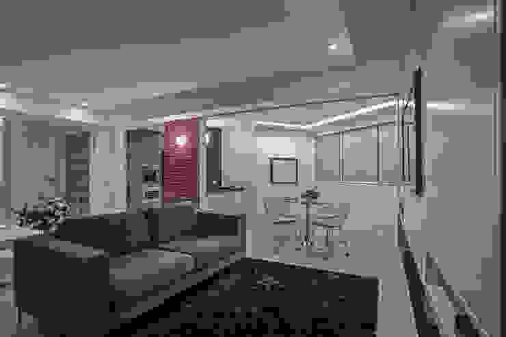Studio Boscardin.Corsi Arquitetura Вітальня