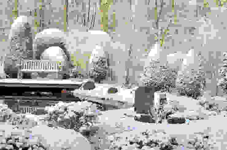 Сад в классическом стиле от GARDOMAT - Die Gartenideenmacher Классический