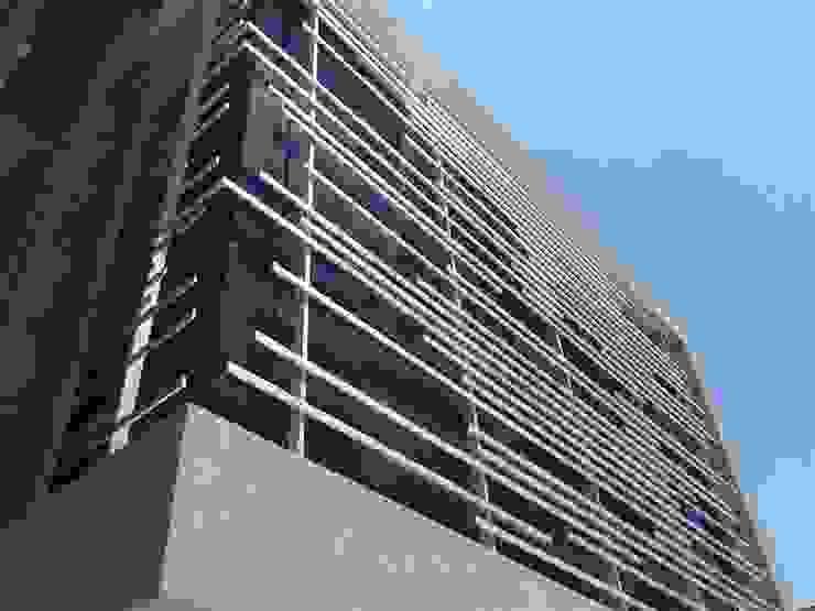 Estudios y despachos de estilo moderno de VILARRODONA ARQUITECTOS Moderno