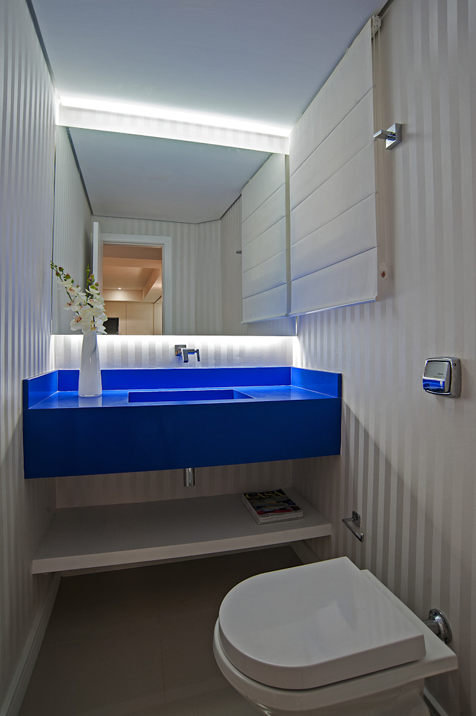 Studio Boscardin.Corsi Arquitetura Modern bathroom