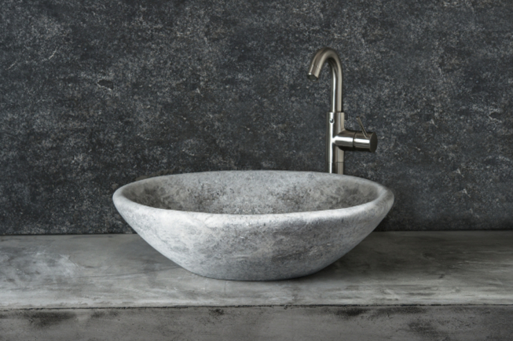 Badezimmer von Pietre di Rapolano