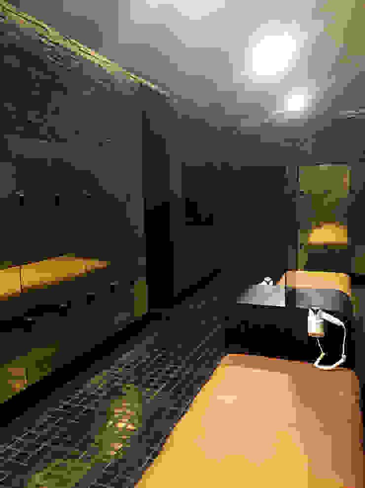 Passage fitness Moderne bars & clubs van Diego Alonso designs Modern