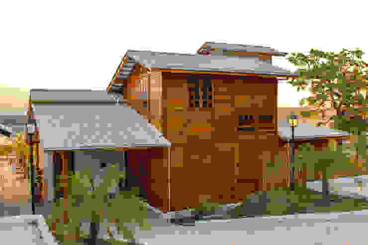 CASA & CAMPO - Casas pré-fabricadas em madeiras