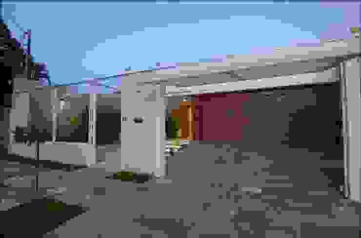 Casas de estilo  por Cabral Arquitetura Ltda., Moderno