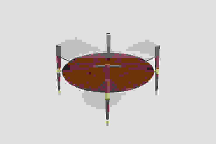 EMERY CENTER TABLE por Craft Dream Productions Moderno