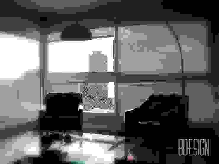 Obra terminada: Livings de estilo  por Estudio BDesign,Minimalista Concreto reforzado