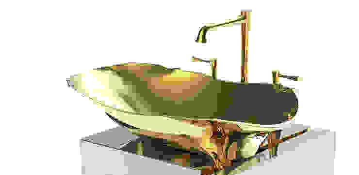 eclectic  by Art D.D.C, Eclectic Copper/Bronze/Brass