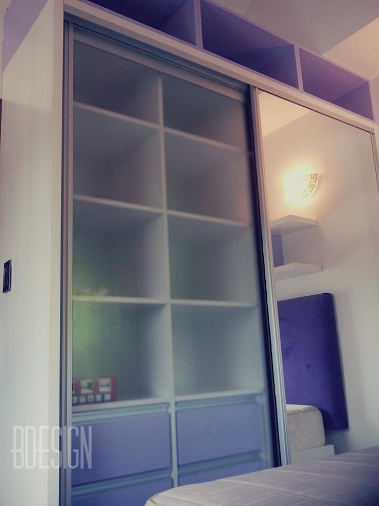 obra termianda Dormitorios modernos: Ideas, imágenes y decoración de Estudio BDesign Moderno Compuestos de madera y plástico