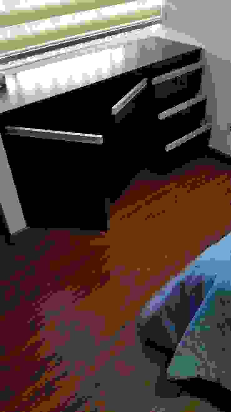 Mobilario Tv y Almacenamiento de Proyectar Diseño Interior Minimalista Aglomerado