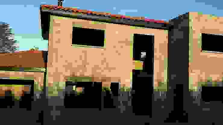 Casas de estilo industrial de Concept Creation Industrial