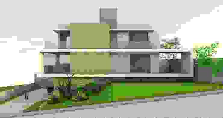 Casa mod. por Habita Arquitetura