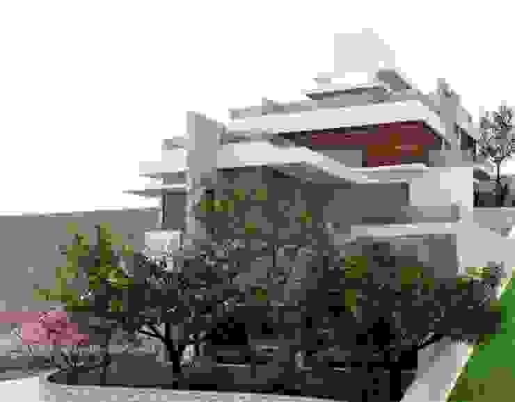 Big House Casas modernas por Habita Arquitetura Moderno