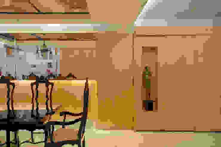 Apartamento Leblon – RJ Salas de jantar modernas por DG Arquitetura + Design Moderno