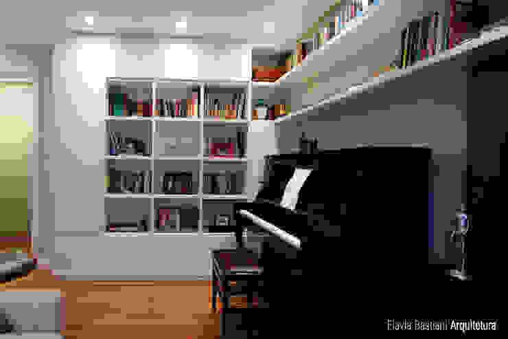 modern  by Flávia Bastiani Arquitetura, Modern MDF