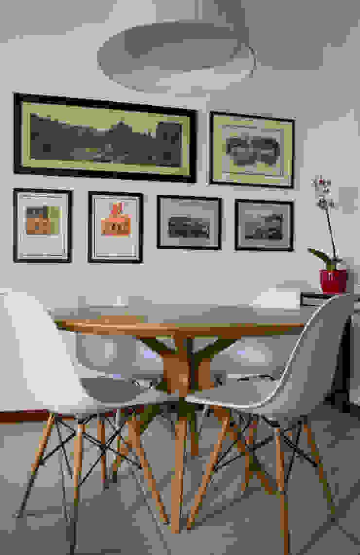 Mesa de Jantar por CORES - Arquitetura e Interiores Moderno