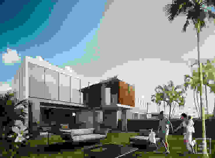 Дома в . Автор – A.flo Arquitectos