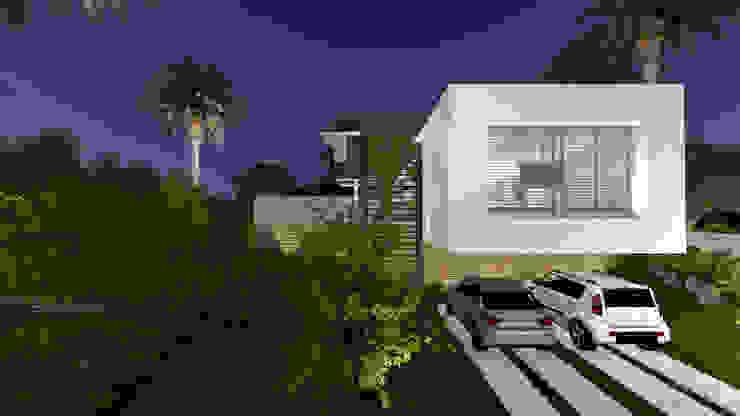 Casa DE Casas modernas por Renata Matos Arquitetura & Business Moderno