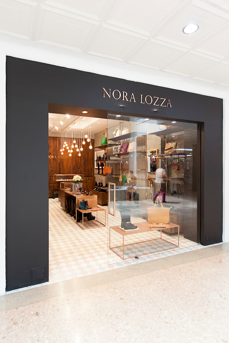 Nora Lozza - Andino de ODA - Oficina de Diseño y Arquitectura Industrial