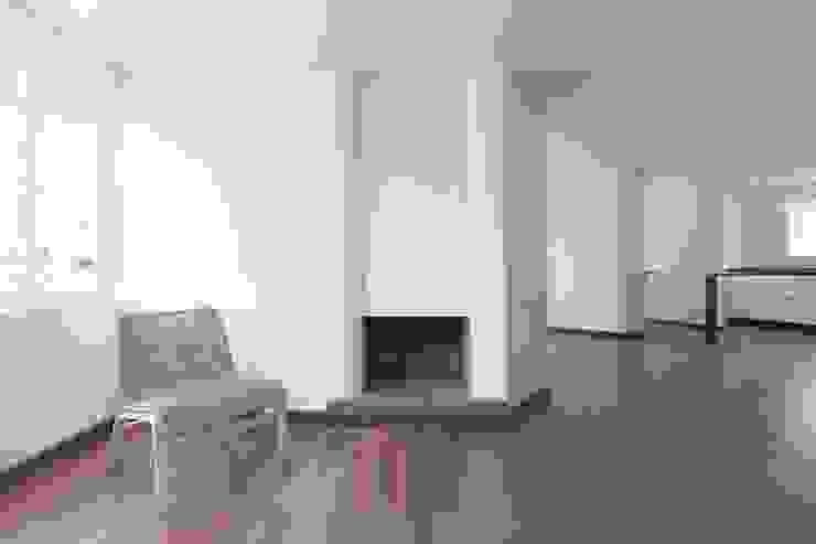 Remodelación de Apartamentos Salas de estilo clásico de ODA - Oficina de Diseño y Arquitectura Clásico