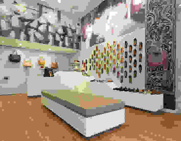 OQ Shoes de ODA - Oficina de Diseño y Arquitectura Moderno